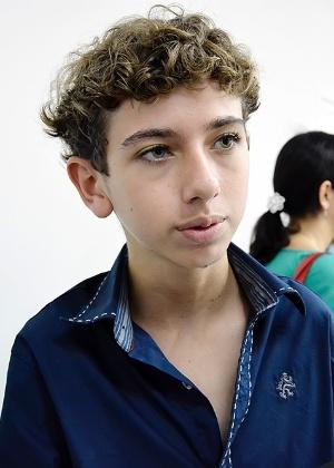José Victor Menezes Teles tem 14 anos e obteve nota no Enem 2014 para entrar em medicina na UFS (Universidade Federal de Sergipe)