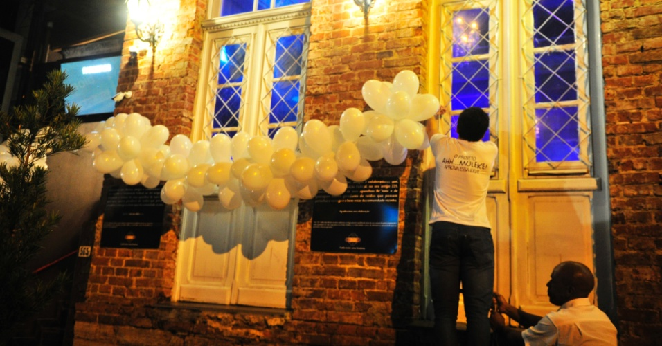 28.jan.2015 - Uma festa marcada para esta terça-feira (27), dia em que a tragédia na boate Kiss, em Santa Maria (RS), comple