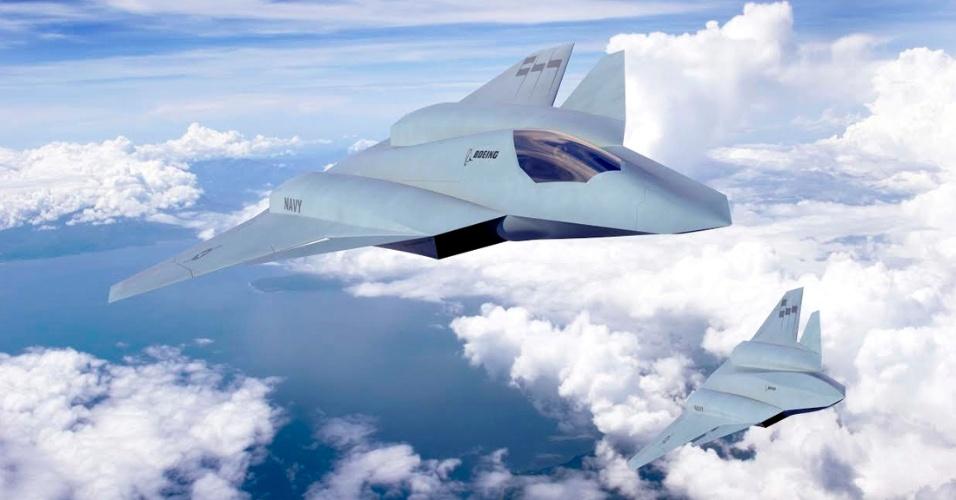 [Internacional] Este avião vai substituir o caça F-35 29jan2015---em-imagem-divulgada-nesta-quinta-feira-29-os-aviao-de-ultima-geracao-x-plane-da-boeing-que-deve-suceder-o-jato-de-combate-f-35-e-apresentado-atraves-de-conceito-grafico-nao-datado-o-1422510159340_956x500