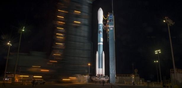 Satélite foi lançado em foguete que decolou no início da manhã de base na Califórnia