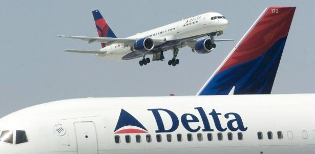 O caso ocorreu com a companhia norte-americana Delta Air Lines
