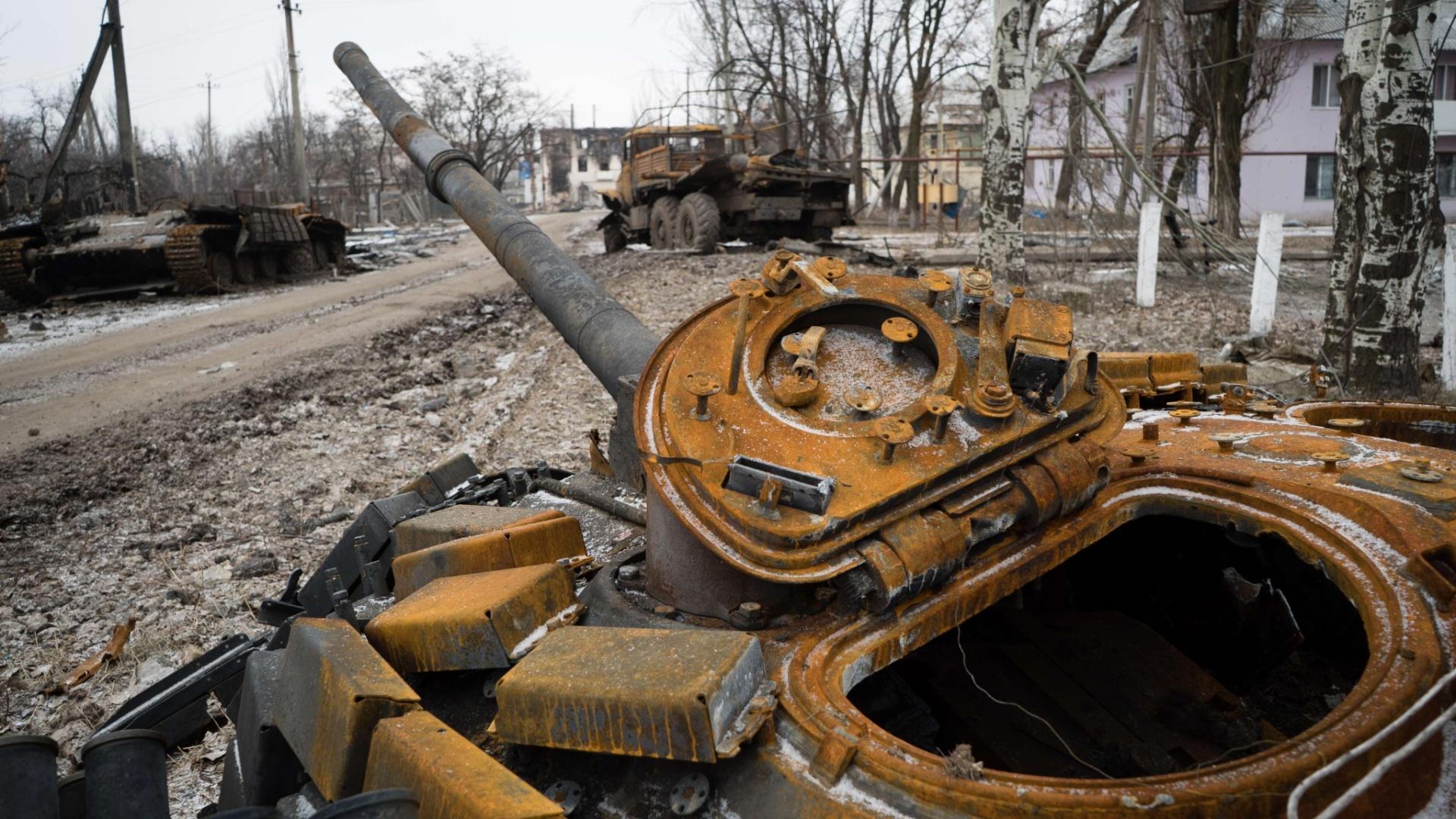 Vídeo/Guerra na Ucrânia : A esperança da paz