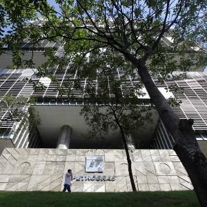 Fachada da sede da Petrobras, no Rio de Janeiro