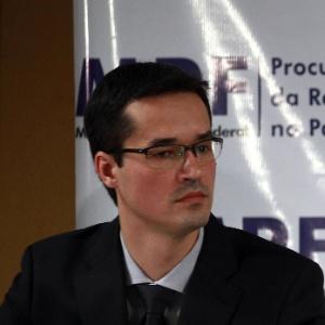 Procurador da República Deltan Dallagnol, coordenador da força-tarefa do Ministério Público na Operação Lava Jato
