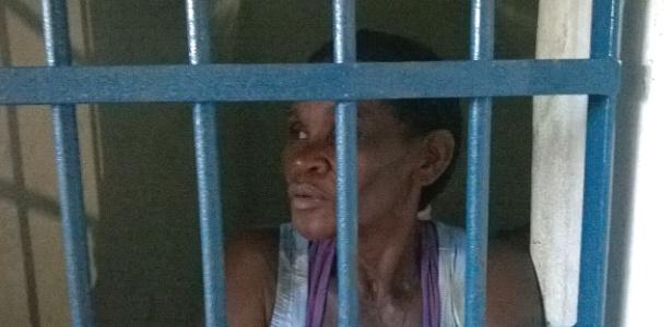 Trabalhadora rural Benedita Conceição dos Santos está presa desde o dia 11 deste mês