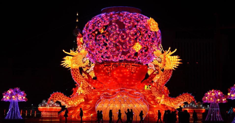 Resultado de imagem para festival das lanternas china