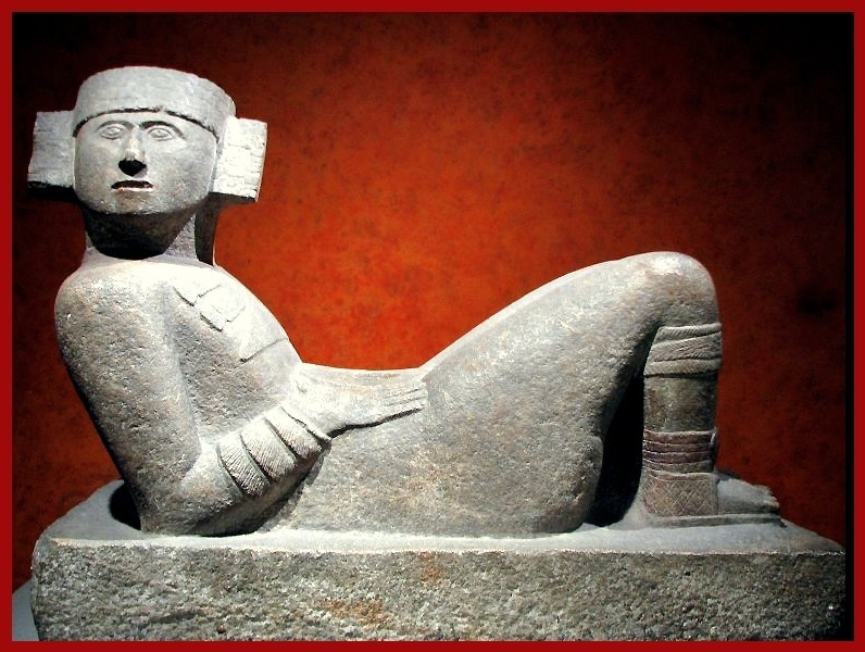 23.fev.2015 - CHAC - O deus da chuva maia é representado por um guerreiro cujas lágrimas caem na terra. Se ele chorava lá, onde as nuvens fazem seu trabalho, imagina aqui, onde mesmo com a chuva, os reservatórios não enchem?