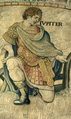 23.fev.2015 - Júpiter ? No panteão romano, é o deus das nuvens, chuva, raios e trovões, comumente identificado com o deus grego Zeus (mas não cometa essa gafe na frente dele, vai deixar o seu Júpiter chateado).