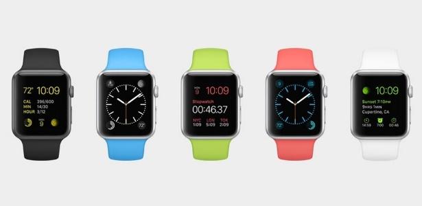 Com desconto de 50%, a versão Sport do Apple Watch poderá ser comprada por a partir de US$ 174,50 (cerca de R$ 532)