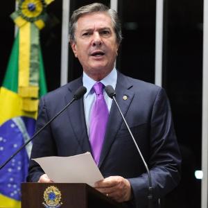 Senador Fernando Collor de Mello (PTB-AL)
