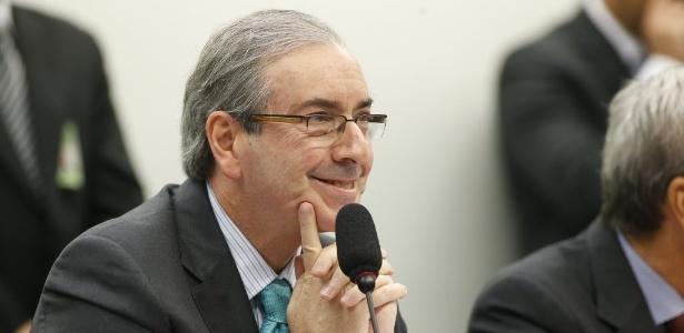 Eduardo Cunha (PMDB-R), presidente da Câmara, fará pronunciamento às 20h25 desta sexta