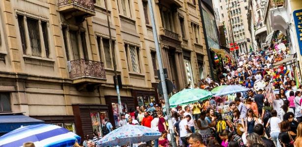 São Paulo é o Estado mais populoso, com 44,4 milhões de habitantes