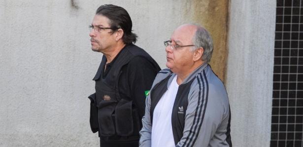 Renato Duque deixa a custódia da PF rumo ao complexo médico-penal de Pinhais