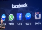 Veja cinco dicas para turbinar o uso do seu Facebook Messenger (Foto: Josh Edelson/AFP)