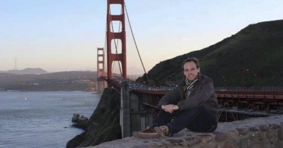 26.mar.2015 - O alemão Andreas Lubitz, 28, era o copiloto do voo 4U9525, da Germanwings, que caiu nos Alpes Franceses, matando 150 pessoas. Segundo o procurador de Justiça de Marselha (França), Brice Robin, Lubitz
