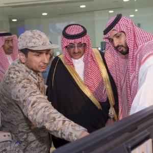 Ministros sauditas são informados sobre as operações militares no Iêmen