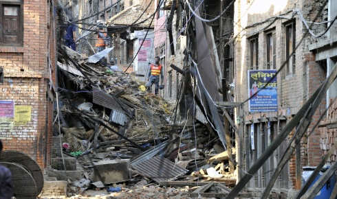 Prakash Mathema/AFP