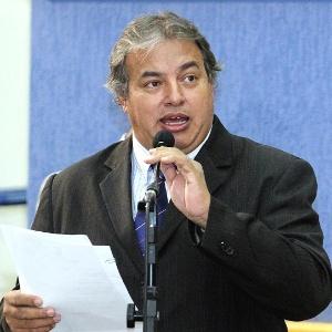 Vereador de Campo Grande Alceu Bueno (PSL), que renunciou ao cargo nesta terça-feira (28)