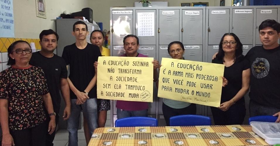 Resultado de imagem para fotos de professores do ensino infantil sao paulo do potengi