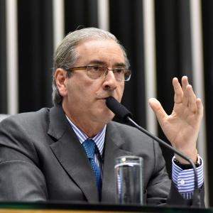"""""""Não existe essa história de shopping na Câmara"""", escreveu Cunha no Twitter"""