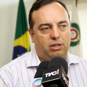8.mai.2015 - O deputado federal Fernando Francischini