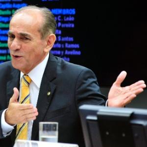 O novo ministro da Saúde, Marcelo Castro (PMDB)