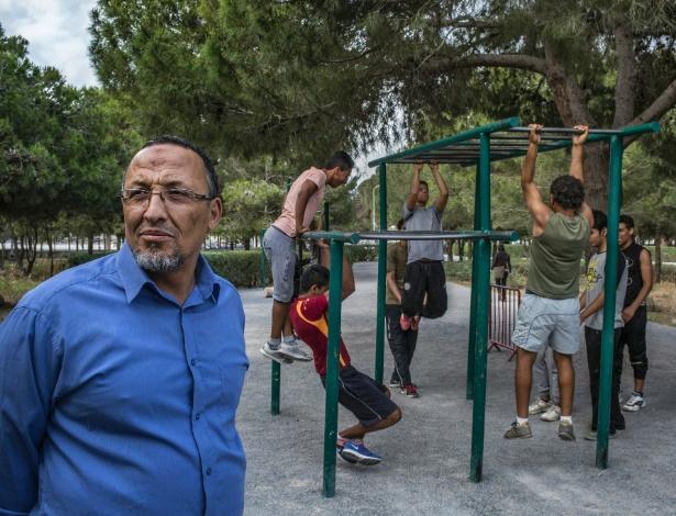 O professor Rached Jaidane passou 13 anos preso por conspiração contra o então governante da Tunísia, Zine el-Abidine Ben Ali. Ele afirma que as acusações são falsas e que processou o governo, sem conseguir resultados