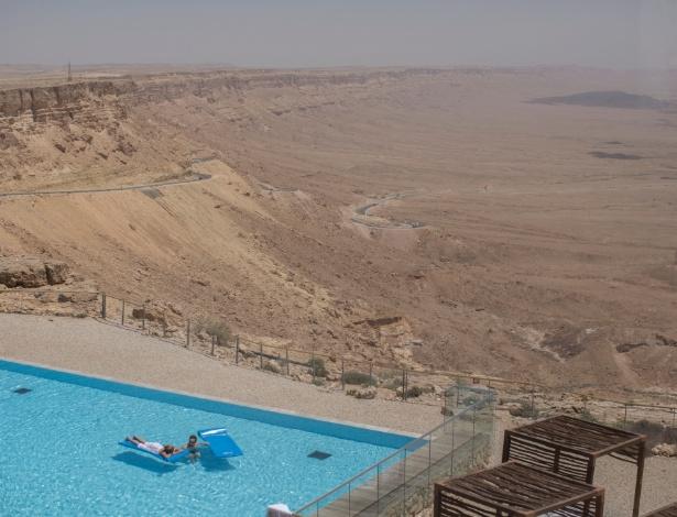 Revolução de água em Israel afasta qualquer ameaça de seca