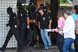 Policias federais cumprem 72 mandados em Minas Gerais, no Rio de Janeiro, em São Paulo e em Santa Catarina
