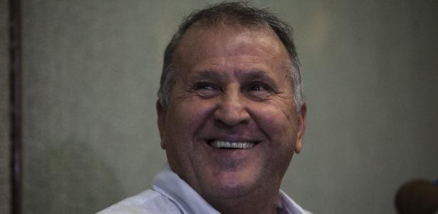 Zico voltou a atacar a seleção brasileira em resposta a uma provocação de Dunga