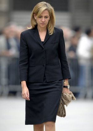 Cristina, a Duquesa de Palma de Mallorca da Espanha, terá seu título revogado