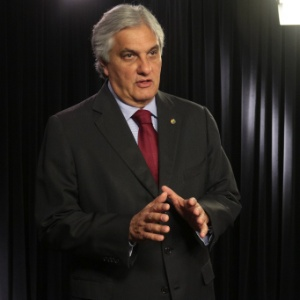 O líder do governo no Senado, Delcídio do Amaral (PT-MS)