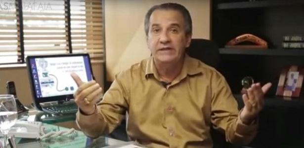 A Justiça federal expediu mandado de condução coercitiva contra o pastor