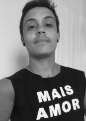 17.jun.2015 - O professor transexual Daniel Camargo, de Bauru (SP), acusa funcionária do SUS de não querer chamá-lo pelo nome social