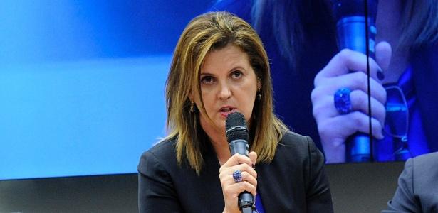 A ex-gerente da área de abastecimento da Petrobras Venina Velosa