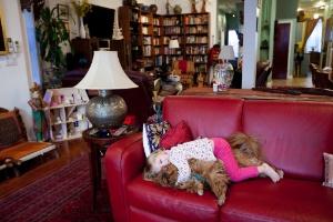 Abraçar seu cachorro pode não ser boa ideia, aponta estudo (Foto: Michael Nagle/The New York Times)