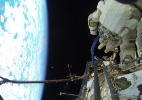 Cápsula não tripulada se acopla com sucesso à Estação Espacial Internacional - Divulgação/Roscosmos/Reuters