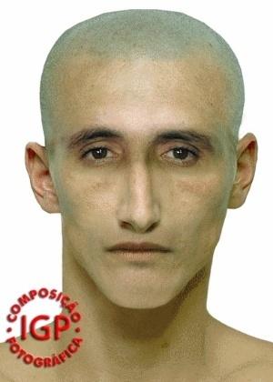 Retrato falado do estuprador inventado por uma universitária de Porto Alegre