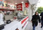 'Bares de Nutella' entram na mira das autoridades iranianas (Foto: Atta Kenare/AFP)