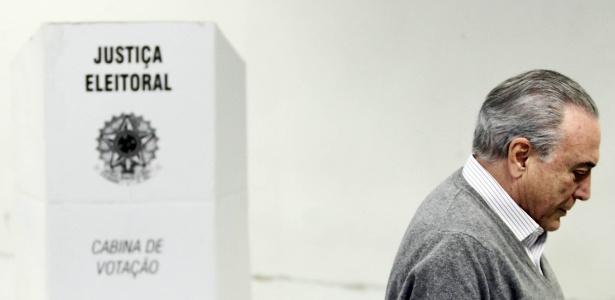 O presidente Michel Temer pretende entrar com recurso caso chapa seja cassada