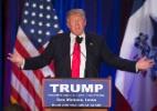 Perdedor em Iowa, Trump tem poucos dias para se preparar para New Hampshire (Foto: Jim Watson/AFP)