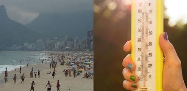 Segundo meteorologistas, termômetros podem registrar um calor até 4 ºC acima da média neste verão