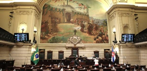 Projeto de lei ainda não foi votado no plenário da Câmara de Vereadores