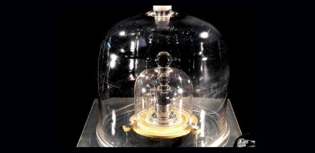 Este é o protótipo que define exatamente o que é um quilo