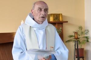Freira relata diálogo surrealista entre extremistas e reféns em igreja na França (Foto: Reprodução via AFP)