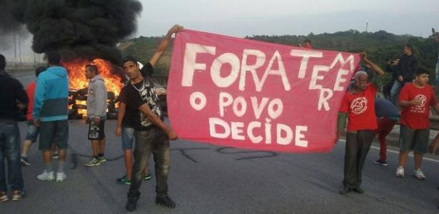 Divulgação/MTST