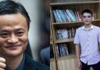 Vendedor chinês gasta fortuna em plásticas para ficar igual a bilionário (Foto: Reprodução/shanghaiist.com)