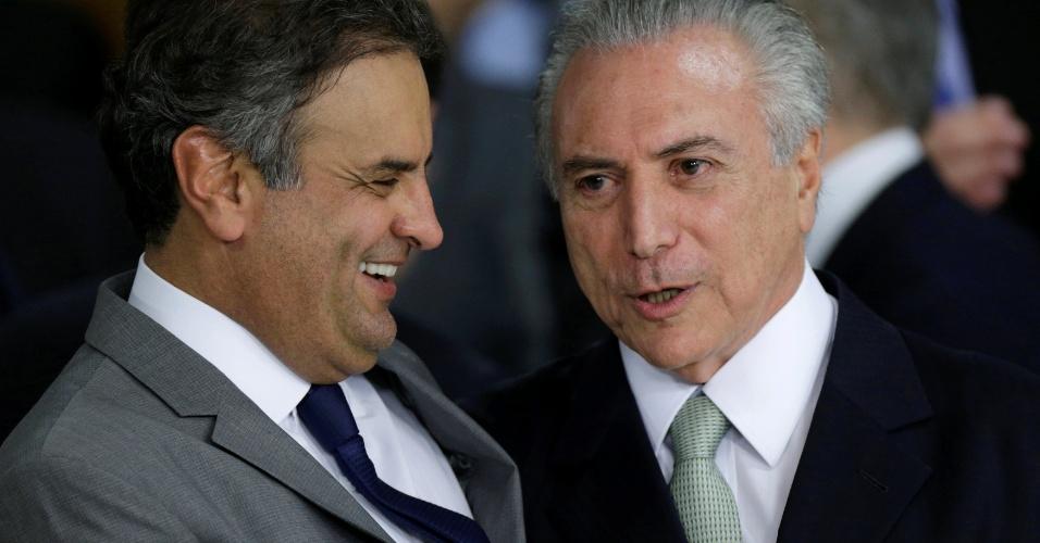 Resultado de imagem para Temer e PSDB