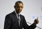 Putin e Obama debatem conflitos na Síria e Ucrânia, mas seguem com diferenças (Foto: Alain jocard/AFP)