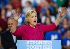 Hackers também invadiram e-mails da campanha de Hillary Clinton (Foto: EDUARDO MUNOZ ALVAREZ/AFP)
